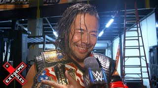 Shinsuke Nakamura discusses The Viper's shocking attack on Jeff Hardy: Exclusive, July 15, 2018