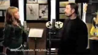 Miley Cyrus ft John Travolta - I Thought I Lost You  [Official Music Video]