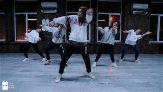 Jeremih -Worthy(feat.Jhene Aiko) -choreography by Polina Ivanyuk-Dance Centre Myway