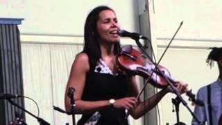 Rhiannon Giddens Live at Jazzfest 2016