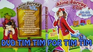 DVD tim tim por tim tim - Aline Barros