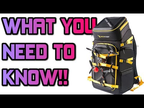 MR Steele ADMITS truth about BETAFLIGHT BAG + Full review.