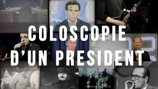 Coloscopie d'un président (LE CLIP)  -  Laurent Montagne