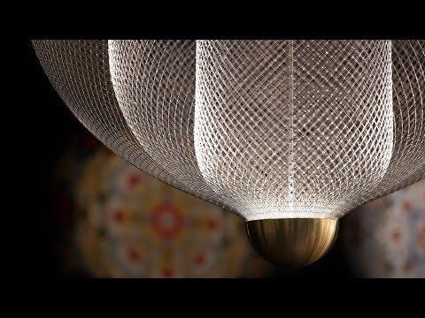 Design Dreams: Rick Tegelaar on Meshmatics Chandelier