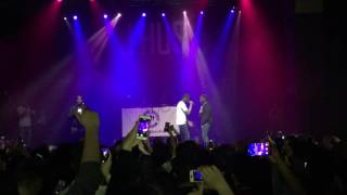 Fisherman - Jhus ft Mostack, MIST [LIVE]