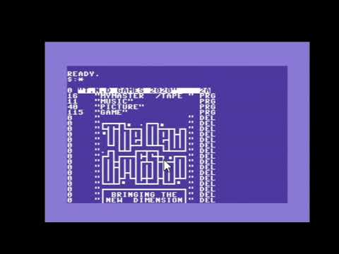 Tape Master Pro V4.0 [Commodore 64]
