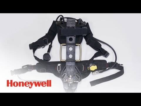 Honeywell SCBA X-Pro | Disassembly | Honeywell Safety