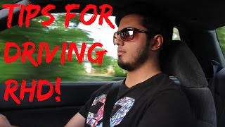 5 Tips for Driving Right Hand Drive!