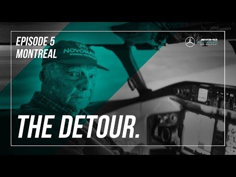 The Detour, Episode 5 - On the Road in Montreal with Niki