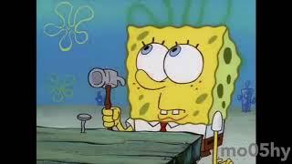 spongebob nails (7)