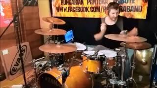 Foo Fighters  Enough Space Drum Cover by Peter Berta