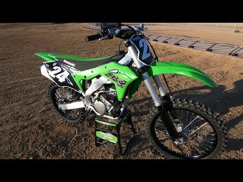 First Ride 2019 Kawasaki KX250 - Motocross Action Magazine
