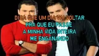 Marcos E Belutti   Os Coraçoes Nao Sao Iguais   Amostra Karaoke
