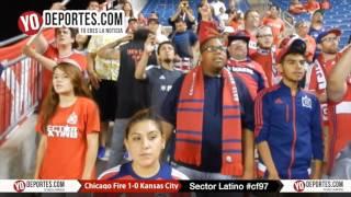 Sector Latino Chicago Fire 1-0 Kansas City