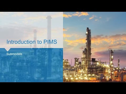 Aspen PIMS How-to 06 - Submodels
