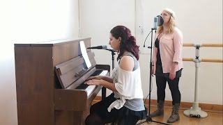 All we do (Oh Wonder) - Lowdie&Albane Cover (Piano, voice)