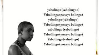 Posa Ya Bolingo Lyrics   Alicios Theluji width=
