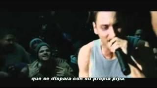 B Rabbit vs Papa Doc - 8 Mile Eminem Subtitulado En Español