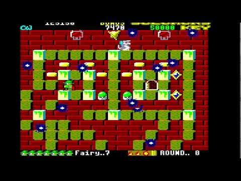 Solomon's Key - Amstrad CPC Longplay
