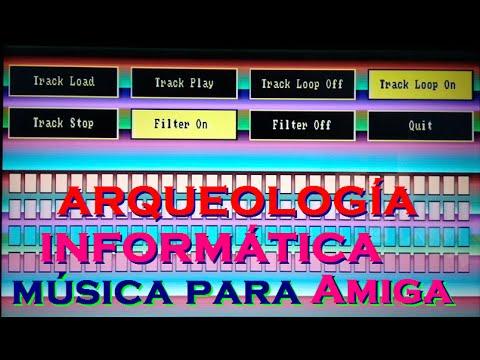 Componiendo música para Amiga / Protracker | Arqueología Informática 01 | en MOD | Con OpenMPT