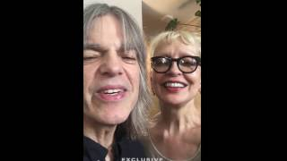 Mike and Leni Stern's Birthday Greetings to Pat Metheny