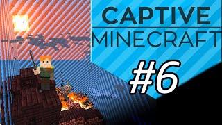 Captive Minecraft 実況 実績解除で広がる世界 part6 天空世界へ
