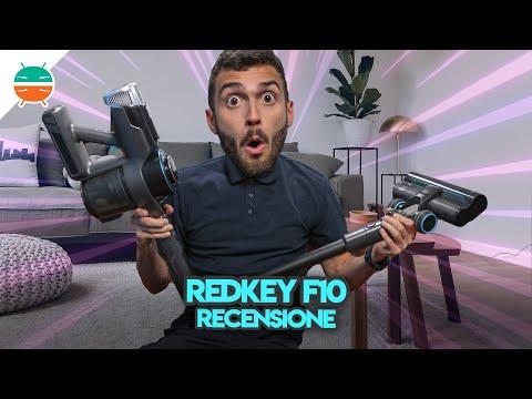 Recensione Redkey F10: l'aspirapolv …
