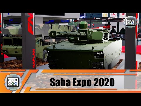 Review Turkish virtual defense exhibition SAHA Expo 2020 will remain open for 5 months Turkey
