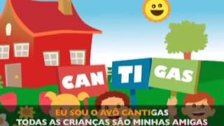 A Cantiga do Avô Cantigas | Jardim de Infância Vol. 3