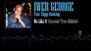 Iwer George & Ziggy Ranking - We Like It (Coconut Tree Riddim)