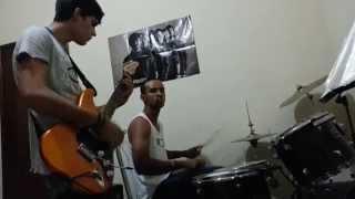 *Ensaio Da Banda* - Fernandinho- Ainda que a Fiqueira / Pink Floyd Another Brick in the Wall..