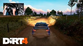 Dirt 4 | Mitsubishi Lancer Evolution - G27 - TH8A - Handbreak