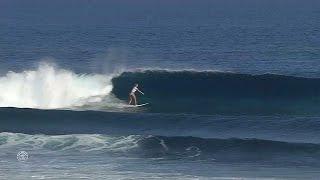 Bethany Hamilton in Fiji