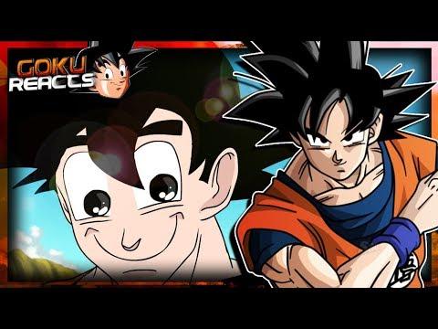 Goku Reacts To The Birds and the Z's (DBZ Parody)