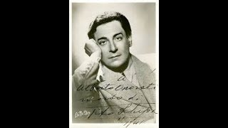 Tito Schipa ~ El Manisero. 1932  (With Lyrics and translation)