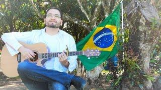 Pra cima, Brasil! - João Alexandre (Cover Violão e Voz - Roberth Araújo)