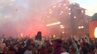 Courteeners - Are You In Love With A Notion (Pyro)