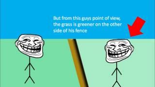 Troll Physics: Destroy the world (Re-upload)
