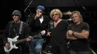 Chickenfoot - Greeting #1