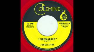 "Jungle Fire - ""Firewalker"" - Latin Funk 45"