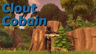Clout Cobain - Fortnite Montage