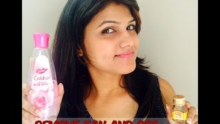 Face cleanup using household products | Cleanup at home|Anti-Tan