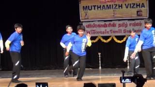 Tamil pasanga dance (Harish Dance) width=