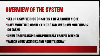 Rapid Traffic Masterclass Full Course: Module 1 Video 1   Overview of the System