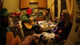 Kvartira 87 feat SuperSancho & Lena - This is the life cover