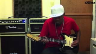 Guitar Lesson: Eric Gales - Fast pentatonics (TG251)