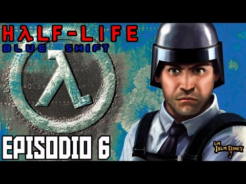 Half Life: Blue Shift - Episodio 6 - PC - 2001 - Gearbox Soft. - Walkthrough Español -