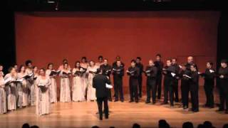 Great Day (Moses Hogan) - Coro Madrigale 2010