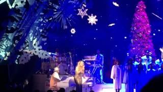 Mariah Carey - Joy to the World (INTRO) - Live at Beacon Theatre 15/12/2015