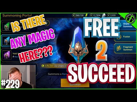 WE'RE POPPIN A COUPLE OF ANCIENTS!! | Free 2 Succeed - EPISODE 229